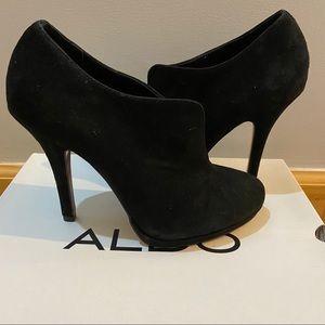 Aldo Tallo Booties in Black Brand New